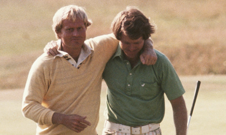 Watson Lost the Outfit Battle, Won the War at Turnberry in '77.