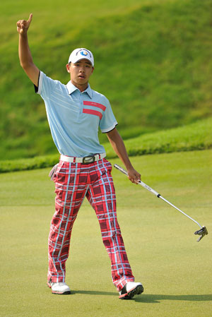 Guan Tianlang, Younger Than Your Grandpappy's Scotch.